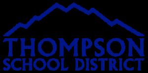Thompson School District logo