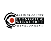 Larimer County Economic Workforce Development Logo