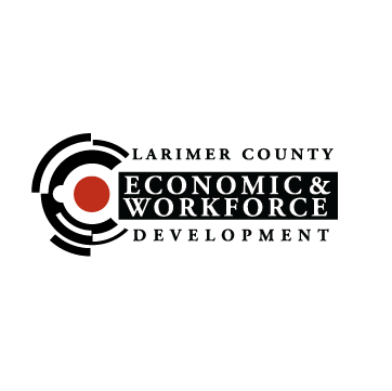 Larimer County Economic Workforce Development Logo